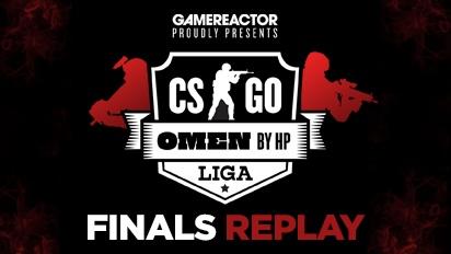 OMEN by HP Liga - CS:GO League Season 2 Finale - Livestream-Wiederholung