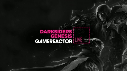 Darksiders Genesis - Livestream-Wiederholung (Launch)