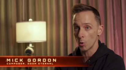 Doom Eternal - Behind the Music Scenes