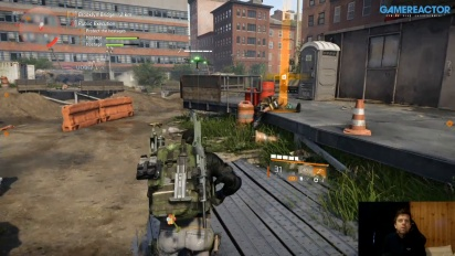 The Division 2 - Warlords of New York Livestream-Wiederholung