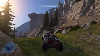 Halo Infinite - Campaign Gameplay Premiere