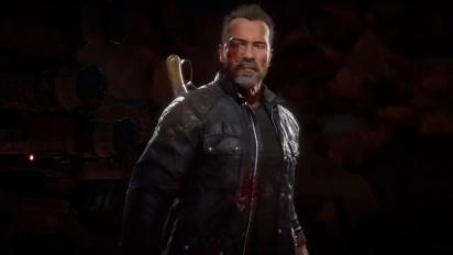 Mortal Kombat 11 Ultimate | Official Terminator vs. Rambo Trailer (Round 2)