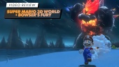 Super Mario 3D World + Bowser's Fury - Videokritik