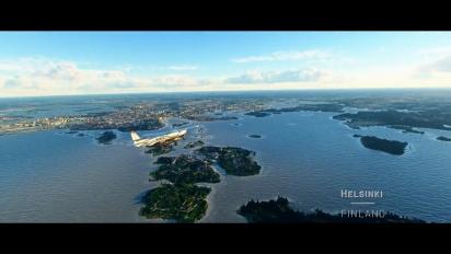 Microsoft Flight Simulator - Nordics World Update Trailer