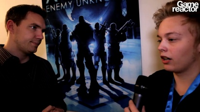 Xcom: Enemy Unknown - Interview Jake Solomon