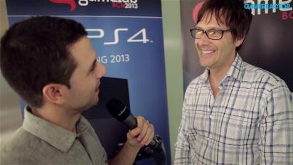 Mark Cerny - Gamelab Legend Award Interview