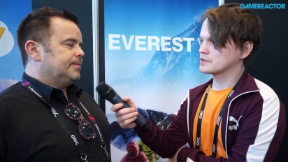 Everest VR - Interview Kjartan Emilsson