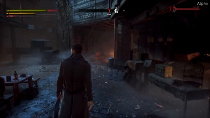 Vampyr - PS4 Gameplay Tour