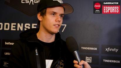 ESL CS:GO-Finale Odense 2017 - Interview mit Fredrik ''REZ'' Sterner - NiP