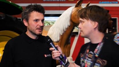 Landwirtschafts-Simulator 19 - Martin Rabl Interview