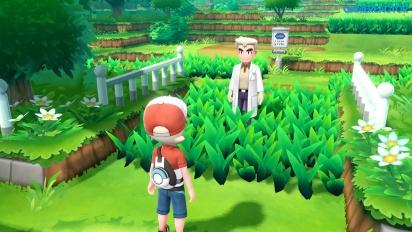 Pokémon: Let's Go Pikachu!/Let's Go Evoli! - Video-Kritik