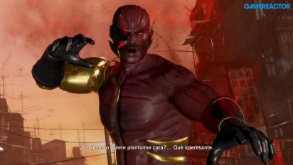Dead or Alive 6 - Raidou vs. Hayabusa