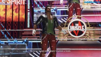 Dead or Alive 6 - Diego vs. La Mariposa