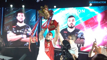 PES League World Finals 2019 - Siegesfeier von Usmakabyle