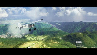 Microsoft Flight Simulator - Japan World Update Trailer