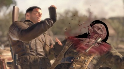 Sniper Elite 4 - Nintendo Switch Launch Trailer