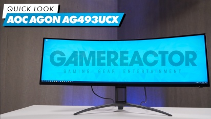 AOC Agon AG493UCX :Quick Look