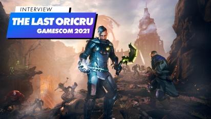 The Last Oricru - Interview mit Vladimir Gersl