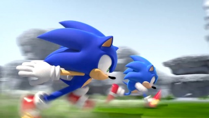 Sonic Generations - Gameplay-Trailer