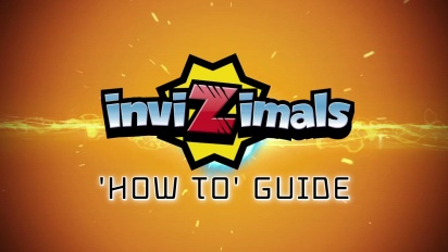 Invizimals: The Alliance  - How To Guide