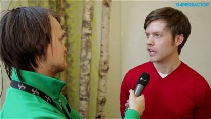 Goat Simulator - Interview Anton Westbergh
