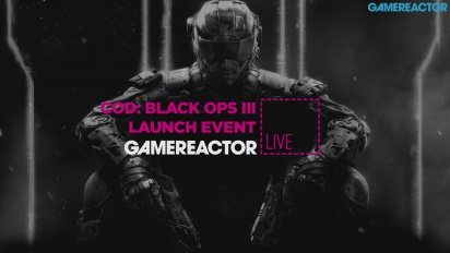 Call of Duty Black Ops 3 - Launch-Event - Livestream-Wiederholung #1