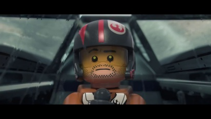 Lego Star Wars: The Force Awakens - Announcement Trailer