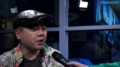 Gravity Rush 2 - Interview Keiichiro Toyama