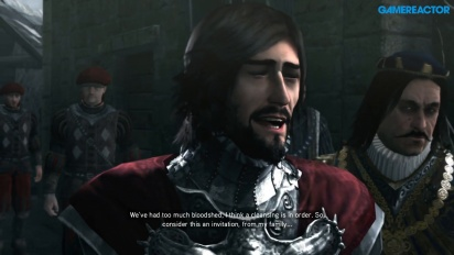 Assassin's Creed: The Ezio Collection - Brotherhood Gameplay