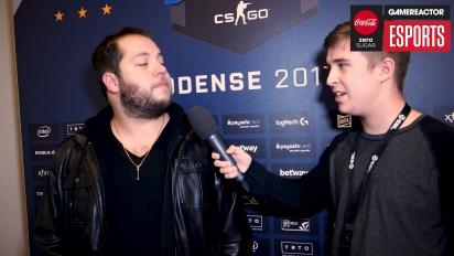 ESL CS:GO-Finale Odense 2017 - Interview mit Wilton ''zews'' Prado - Team Liquid