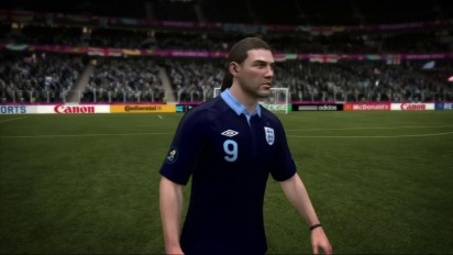 FIFA 12 - Euro 2012 England's Winning Formula