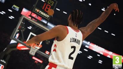 NBA 2K20 - First Look Teaser
