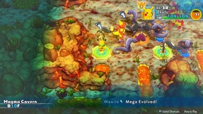 Pokémon Mystery Dungeon: Rescue Team DX - Overview Trailer