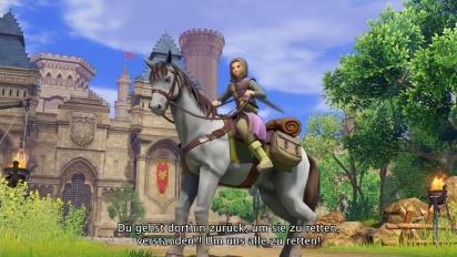 Dragon Quest XI S: Streiter des Schicksals - TGS 2020 Trailer