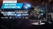 Optix MAG274QRF-QD: Quick Look