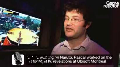 Naruto interview Ubidays