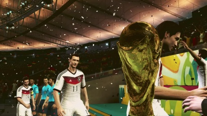 FIFA Fußball-Weltmeisterschaft Brasilien 2014 - Deutschland wird Weltmeister WM 2014
