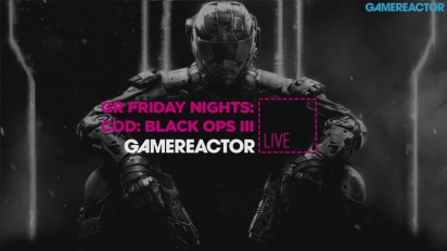 GR Friday Nights - Call of Duty: Black Ops 3 - 06.11.15 - Livestream-Wiederholung