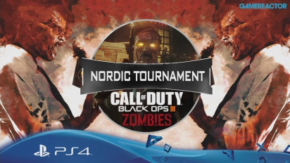 Call of Duty: Black Ops 3 - Skandinavisches Zombie-Finale & Awakening DLC - Livestream-Wiederholung #1