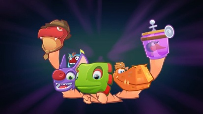 Worms WMD - All-Stars Preorder Pack Trailer