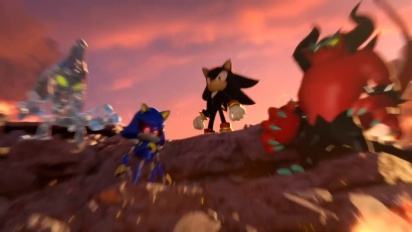 Sonic Forces - E3 Trailer
