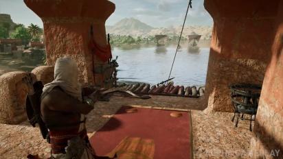 Assassin's Creed Origins - Developer Q&A: Combat Breakdown