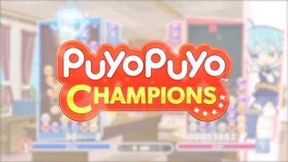 Puyo Puyo Champions - Launch Trailer