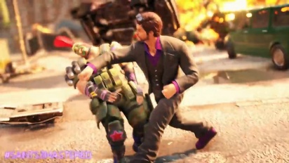 Saints Row: The Third Remastered - Saints Hacks Trailer