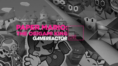 Paper Mario: The Origami King - Livestream-Wiederholung
