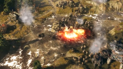 Iron Harvest - Skirmish Gameplay