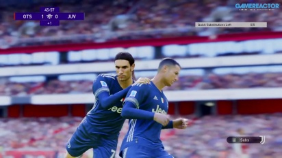 eFootball PES 2021 - Arsenal vs Juventus (Online-Gameplay - MyClub)