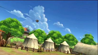 One Piece: Pirate Warriors - Samurai & Kimono DLC Trailer