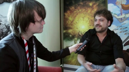 Goodbye Deponia / The Night of the Rabbit - Interview Jan Müller-Michaelis