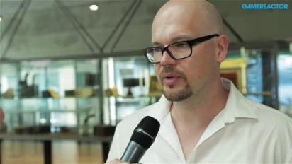 Quantum Break - Interview Matias Myllyrinne - Gamelab